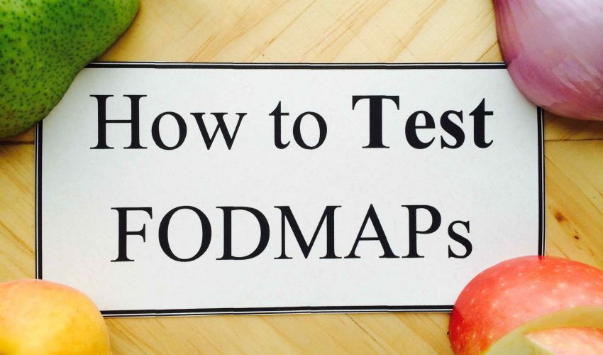 How To Test FODMAPs: Reintroduction Phase