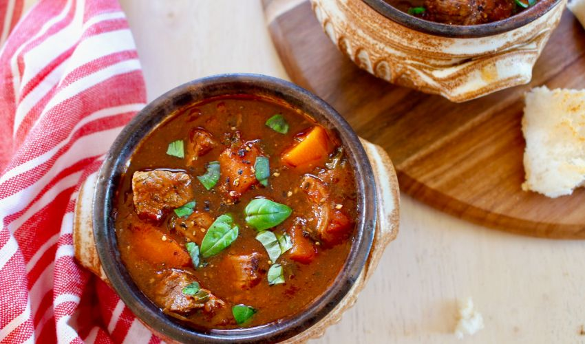 Easy Peasy Beef Stew