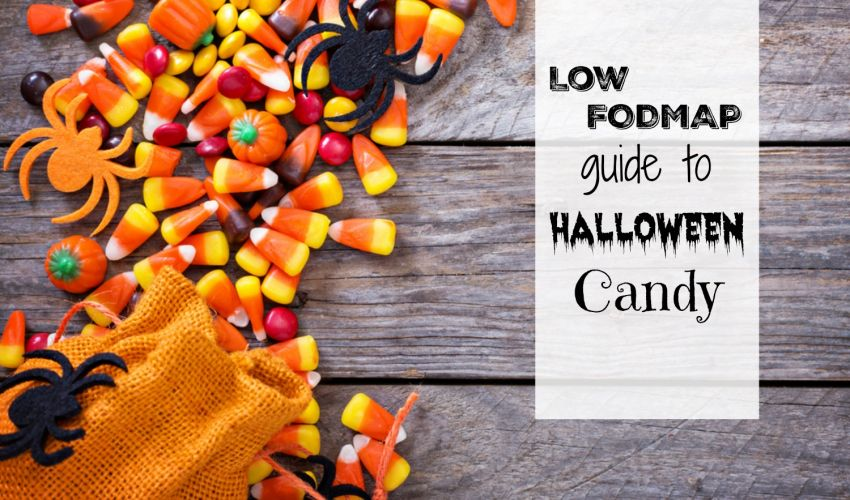 Low FODMAP Guide to Halloween Candy