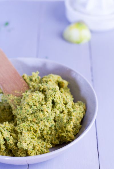 Low FODMAP Falafel Paste 2